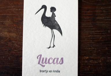 Lucas (letterpress)